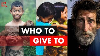 How to give to charity? Which charity to support?