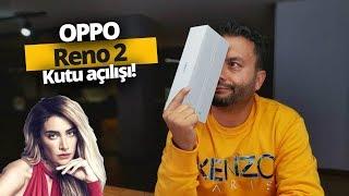 Sıla'nın telefonunu kutudan çıkardık - OPPO Reno2 Kutu Açılışı