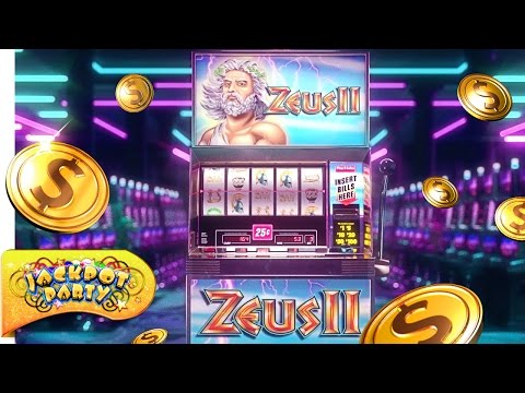The Jackpot Party Slot Machine app - Download for Free!