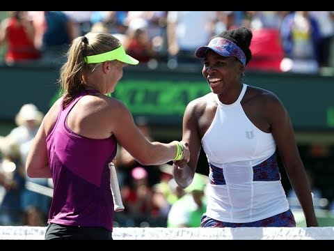 2018 Miami Third Round | Venus Williams vs. Kiki Bertens