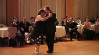 Villa Urquiza Tango Japan Tour 2014 - Jorge y La Turca - No nos veremos nunca