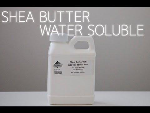 ♯120 - Shea Water Soluble
