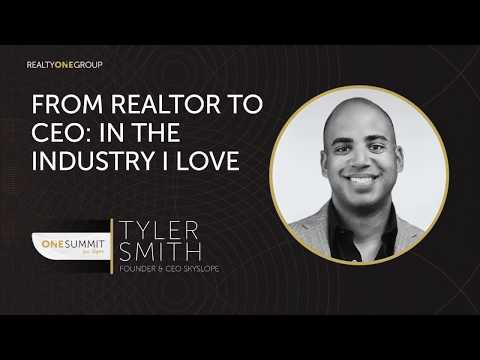 ONE Summit 2017 - From Realtor to CEO: In The Industry I Love
