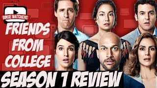 friends from college review