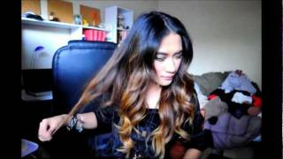 One of heyyyjune's most viewed videos: Perfect Loose Waves Hair Tutorial (Lauren Conrad curls)
