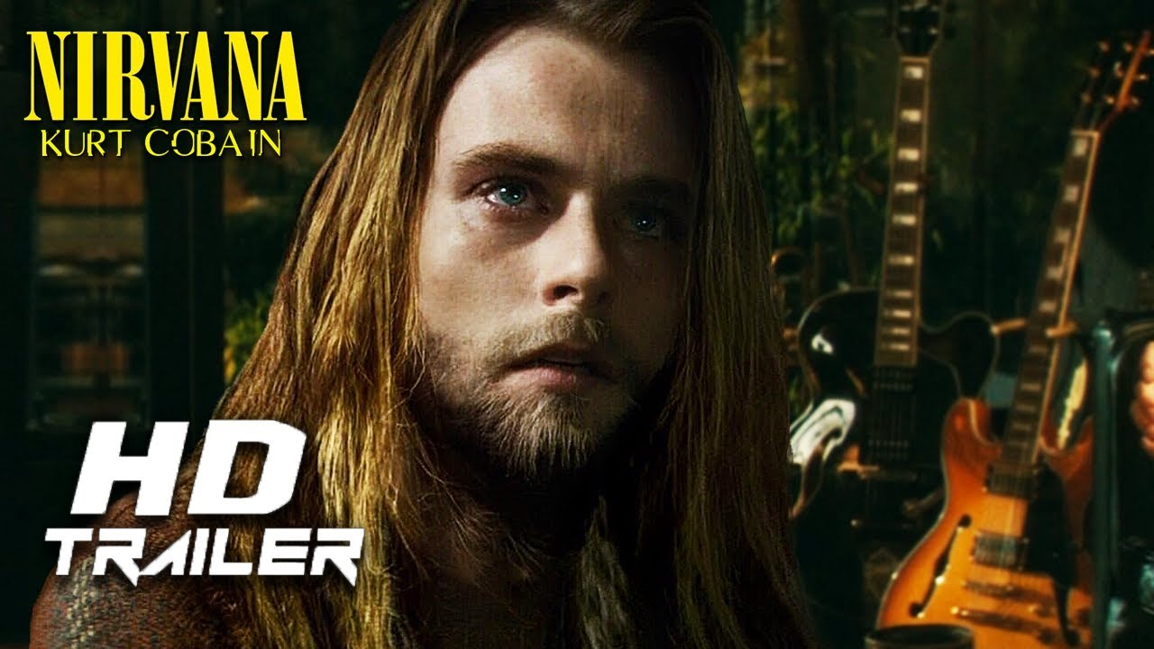 NIRVANA: Kurt Cobain - Movie Trailer Tribute | Joe Anderson