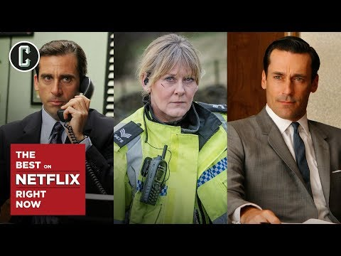 Top 10 TV s on Netflix Right Now