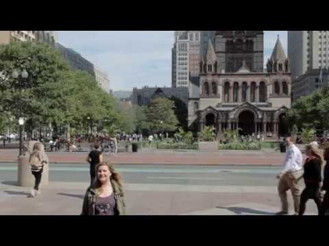 Boston History in a Minute: Copley Square