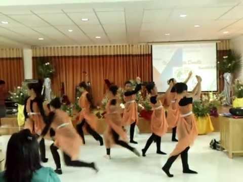 FGCA Bayombong Nueva Vizcaya: Dance Clashers