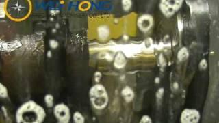 Trepanning machine, Deep hole driling machine, Trepan drilling machine