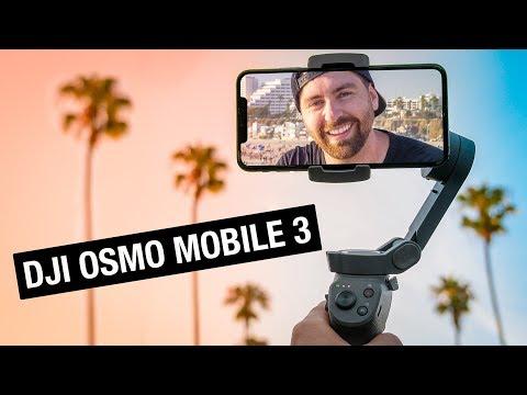 DJI Osmo Mobile 3 - The Perfect Gimbal For Smartphones?