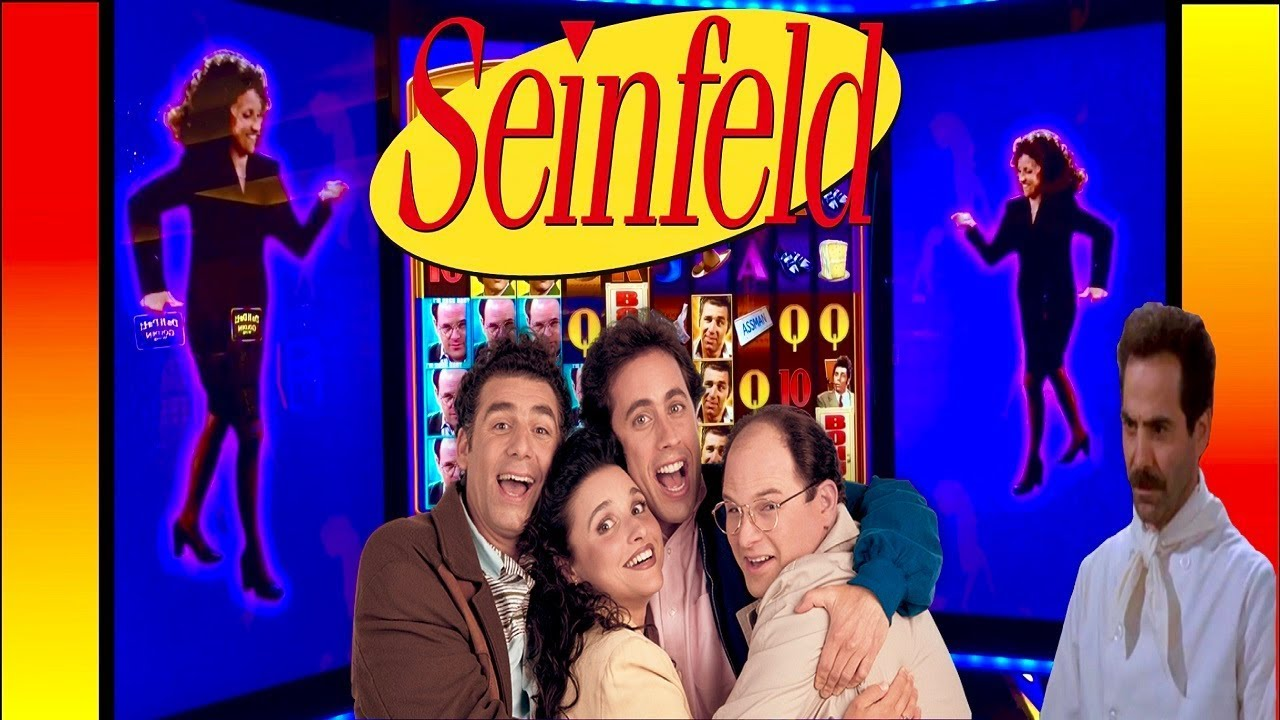 Image result for seinfeld slot machine