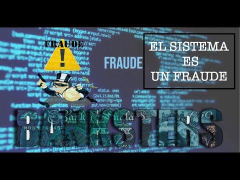 El SISTEMA es un FRAUDE LEGAL. NUEVO CANAL DE TELEGRAM: https://t.me/elVortice