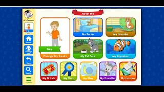 A look inside ABCmouse My Pets