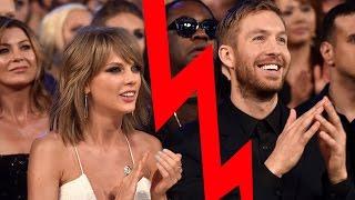 Taylor Swift & Calvin Harris ROMPEN Después de 15 Meses