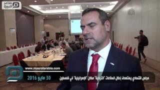 فيديو | رجل أعمال فلسطيني: الواردات التركية محل