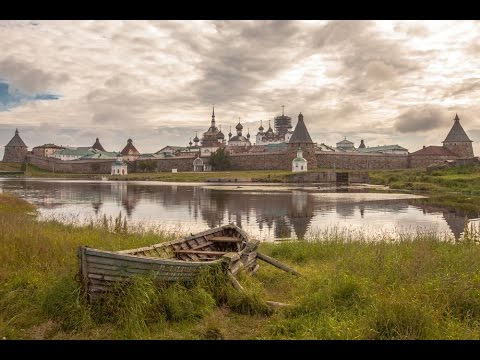 Web-Doc: The memory of the Solovetsky islands