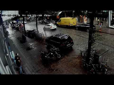 Diefstal met geweld van een Rolex in Antwerpen