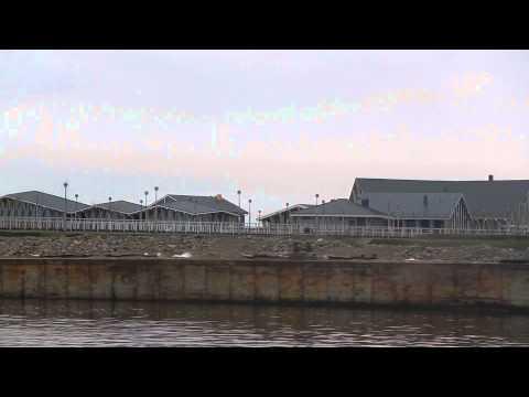 Резиденция Путина в дельте Волги под Астраханью