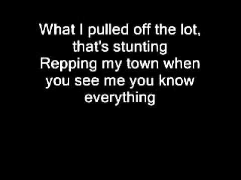 Wiz khalifa - Black and Yellow G-mix  Lyrics