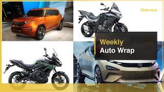 Weekly Auto Wrap: 2019 Ford Endeavour | 2019 Honda Civic | Honda CBR650R