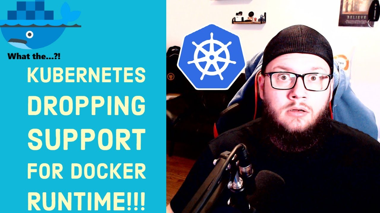 Kubernetes DROPS Docker Support!!! (Is Docker Dead?)