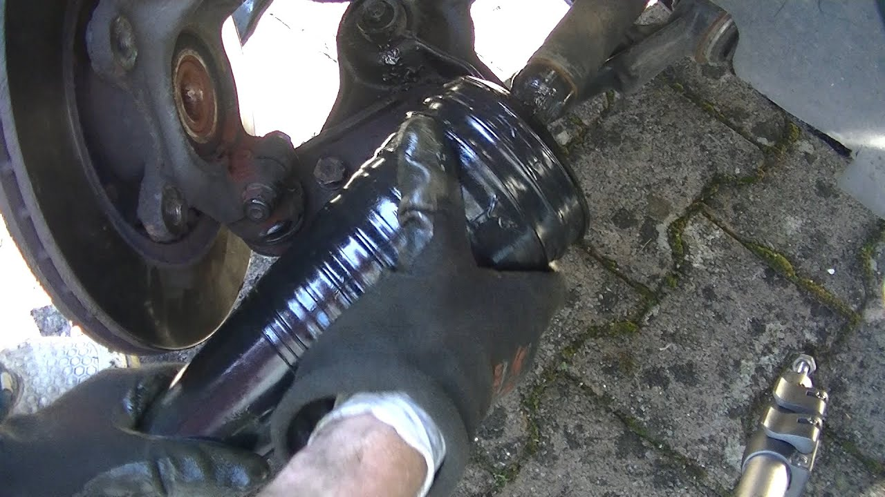 hight resolution of how to replace a cv boot with the over the joint method