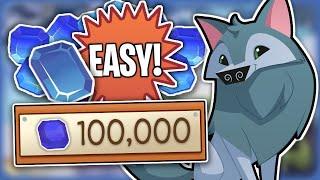 *NEW* How To Gęt FREE SAPPHIRES on Animal Jam Play Wild! (2021)