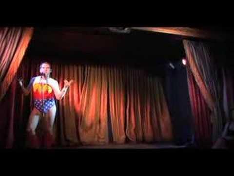 Funny Dance - Wonder Woman