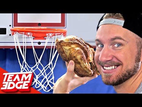 Random Object Arcade Basketball Challenge!!