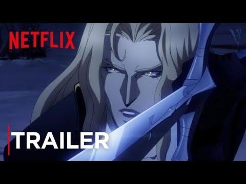 Castlevania: Temporada 2 | Tráiler oficial [HD] | Netflix las mejores series de animé de 2018