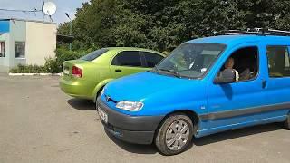 Peugeot Partner Electric помойка 2
