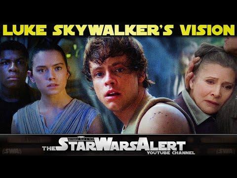 Luke Skywalker's Vision
