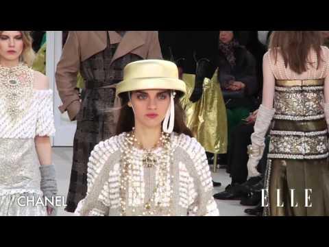 Chanel. Paris Fashion Week. Otoño / invierno 2016-2017