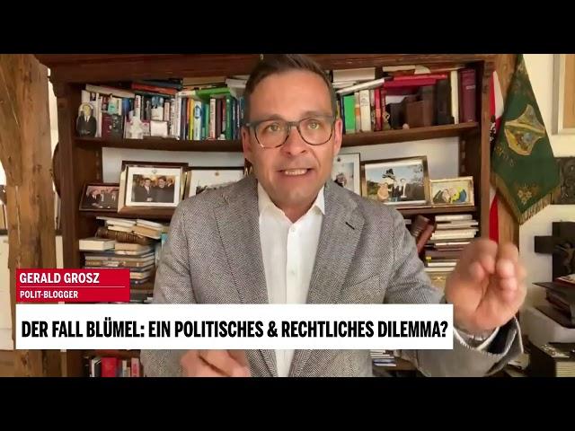Der Finanzminister als Verfassungsbrecher - Gerald Grosz LIVE für oe24.tv