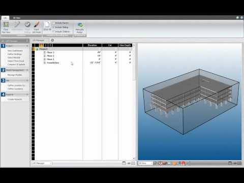 CP-L6-02 Defining Floors In Our BIM Model With Vico Office LBS Manager.wmv