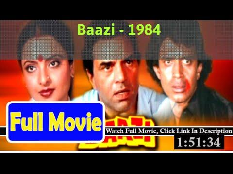 Baazi (1984) *#*Full Movie*#*