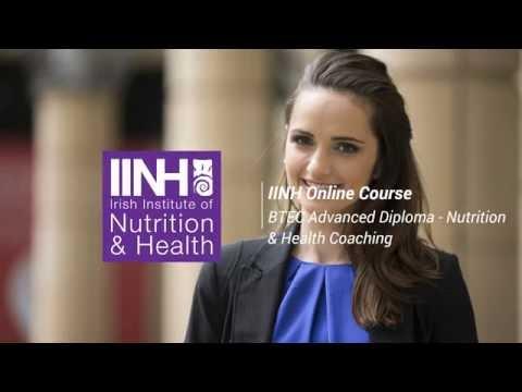 IINH Online Nutrition Course