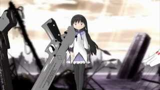 【8th MMD CUP】Armored Trooper MADOKA MAGICA 【Votoms Parody】