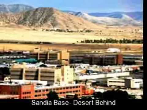 Sandia Base Nuclear Weapons Training Center Albuquerque New Mexico