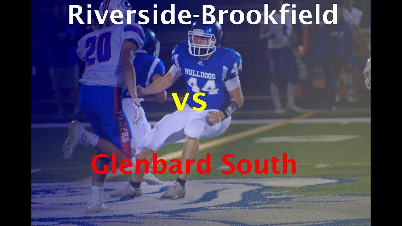 Riverside-Brookfield vs Glenbard South 2017 Football Matchup