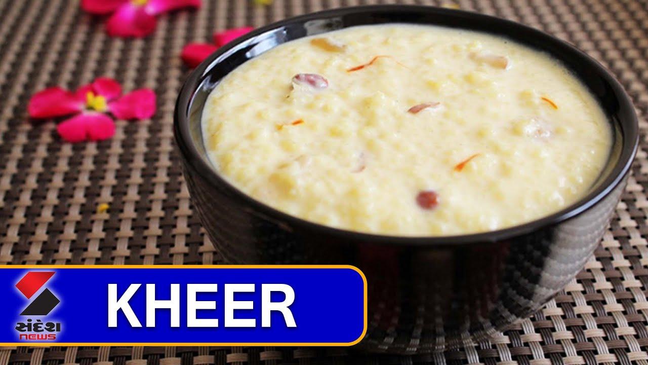 Kheer recipe khana khazana diwali special youtube forumfinder Gallery