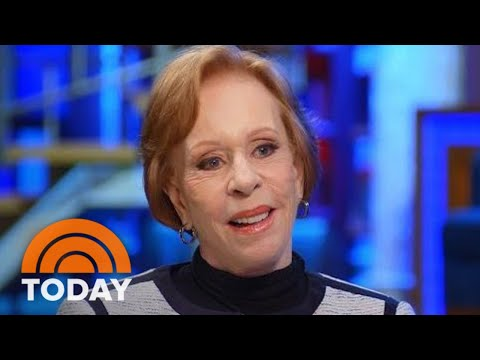 Carol Burnett Talks On Her Iconic Variety Show And New Netflix Series | TODAY