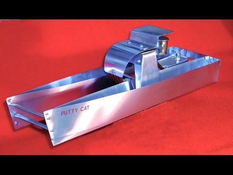 Part 2 -Canadian Putt putt Boats -YT