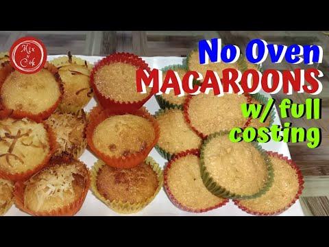 no-oven-macaroons-|-mix-n-cook