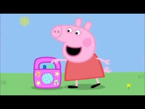 Peppa Pig Shares Her Favorite Music