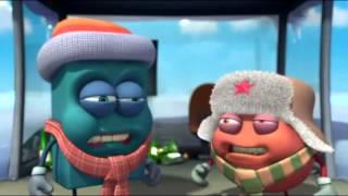 Башка и Комок короткометражный мультфильм (2011)