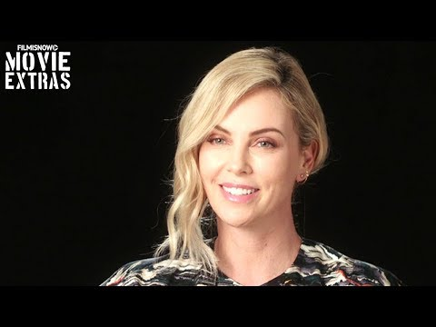 TULLY | On-set visit with Charlize Theron