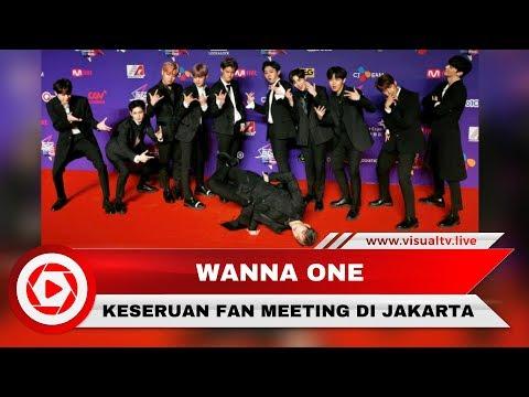 Fan Meeting Wanna One di Jakarta, Ada yang Suka Rendang dan Soto Ayam Mp3