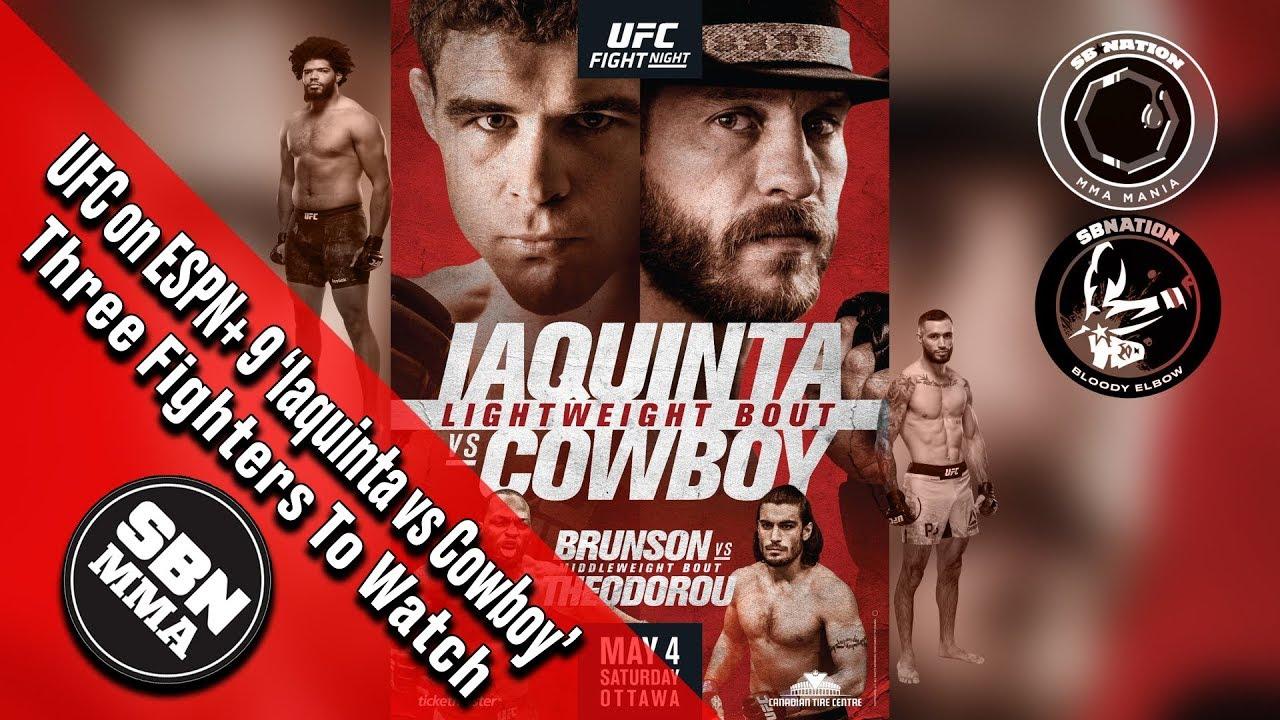 Latest UFC Fight Night 151 fight card, rumors for 'Iaquinta